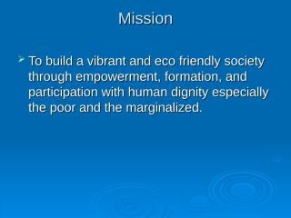 Gp III Mission.ppt