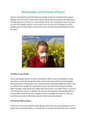 Homeopathy and Seasonal Allergies.pdf