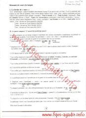 résumés de cours de langue  s1.pdf