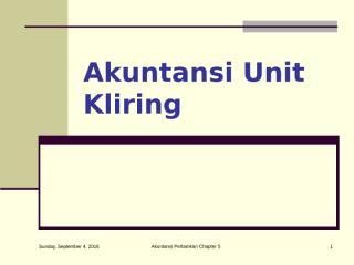 7. Akuntansi Kliring.ppt