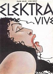 graphic album # 06 - elektra vive.cbr